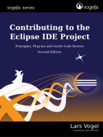Contributing to the Eclipse Project cover