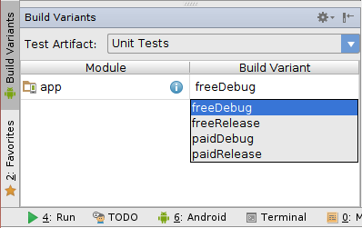 Building Android applications with Gradle - Tutorial