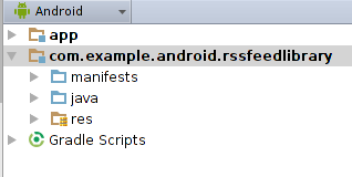 Creating libraries for Android applications - Tutorial