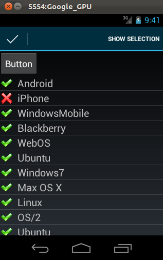 Android custom layout alertdialog example.