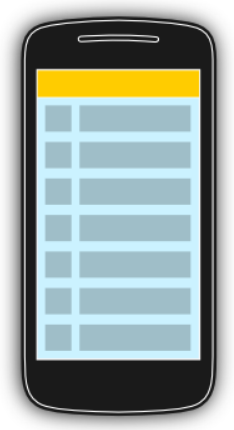 Using lists and grids in Android with RecyclerView - Tutorial
