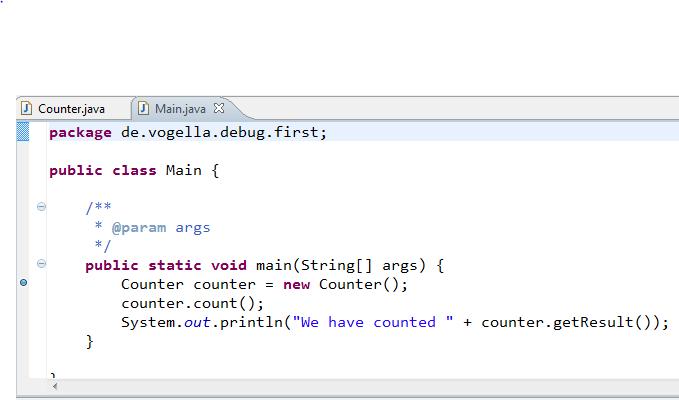 Java Debugging with Eclipse - Tutorial