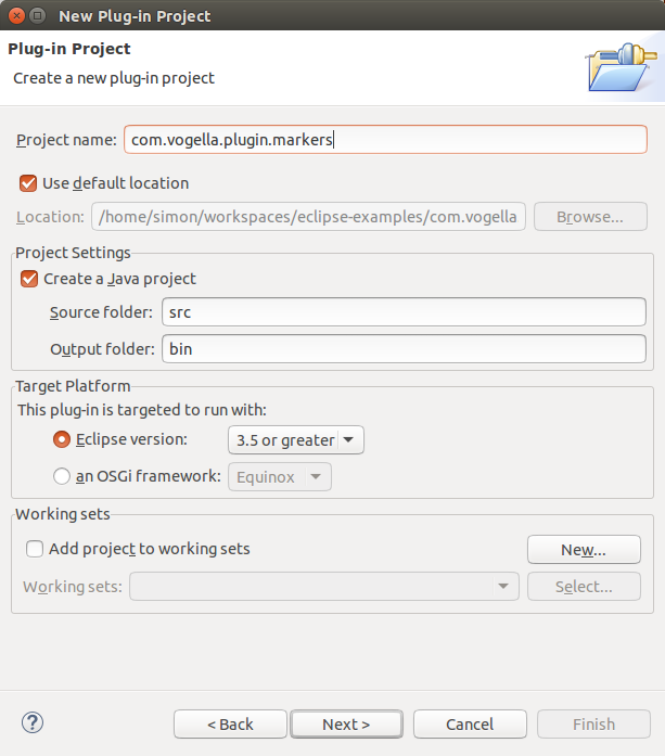 Eclipse IDE Plug-in Development: Plug-ins, Features, Update Sites