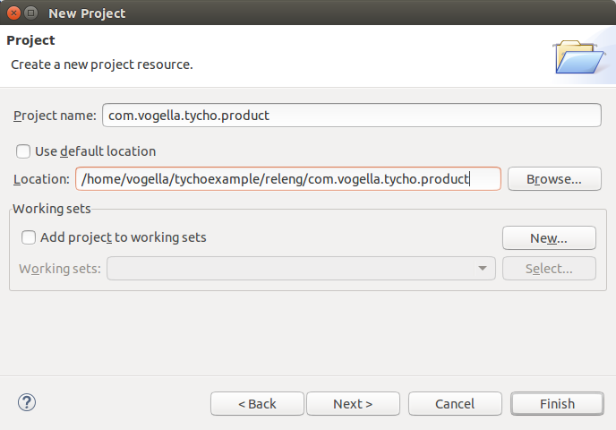 Eclipse Tycho for building plug-ins, OSGi bundles and Eclipse