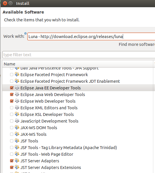 Java web development with Eclipse WTP - Tutorial