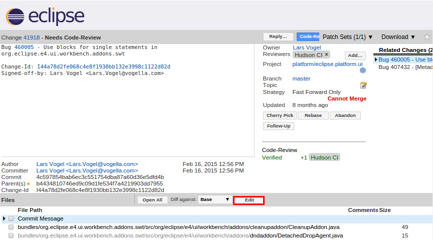Intellij idea install gerrit plugin   Peatix