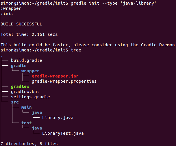 The Gradle build system- Tutorial