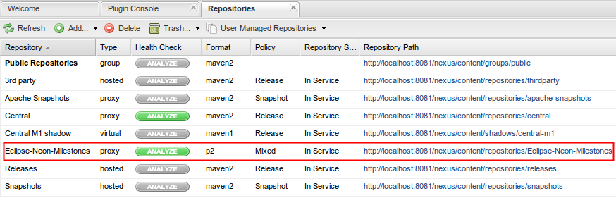 Nexus Repository Manager - Tutorial