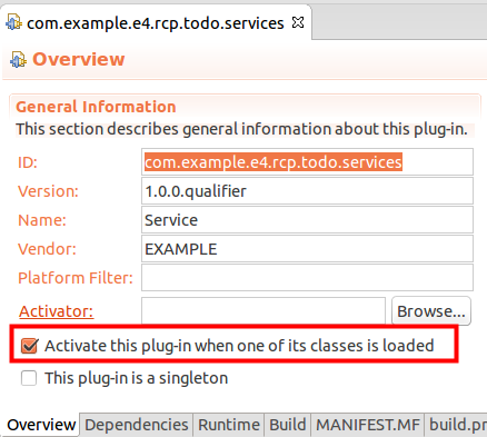 Osgi services tutorial 23 good practice for defining services malvernweather Image collections